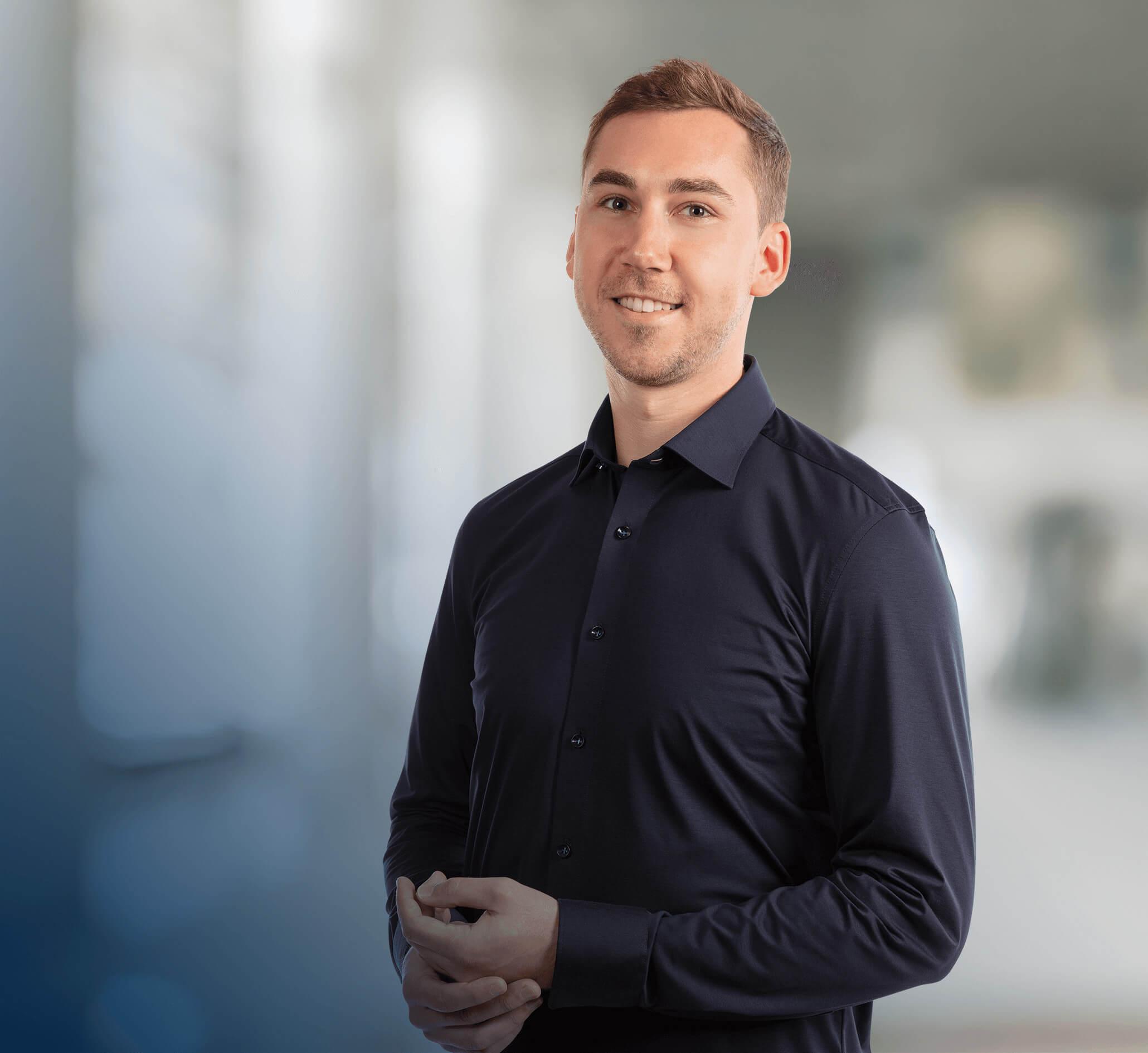 Ihre Karriere im Team von LRE Medical Testimonial Christoph