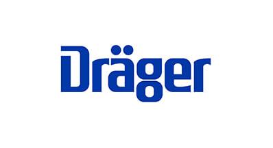 LRE Medical internationale Referenzen: draeger